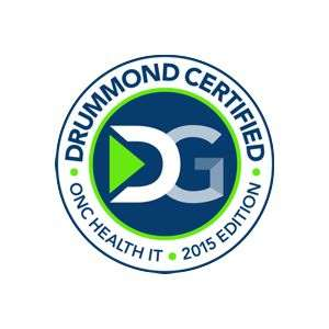 2015 Edition Certified by Drummond